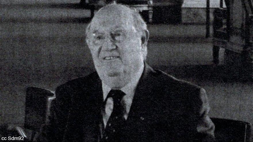 Le père politique de la pilule, Lucien Neuwirth, est mort