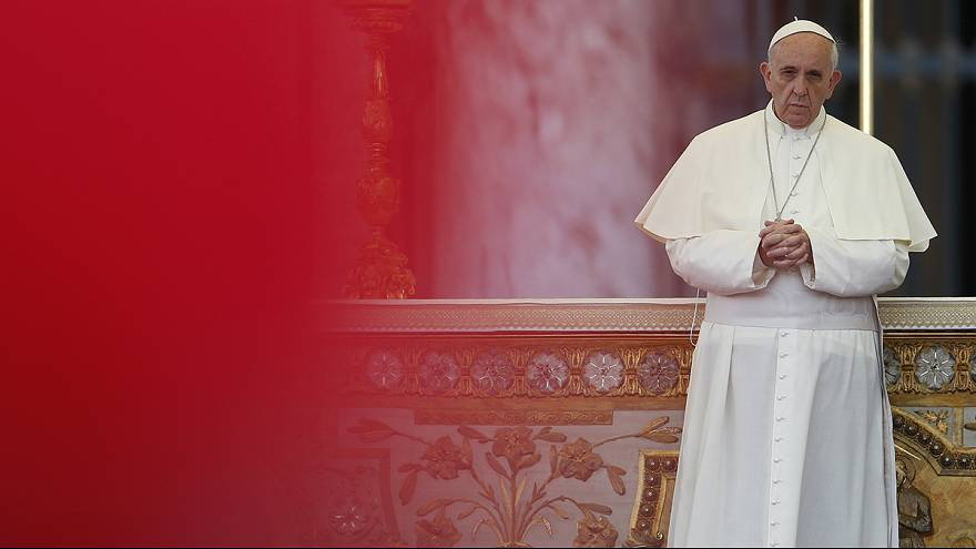 Le pape François livre sa vision de l'Eglise