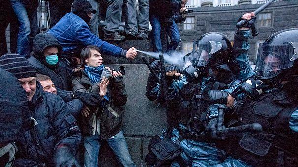 Украина: протесты оппозиции не стихают