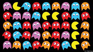 Η επιστροφή ενός γιγαντιαίου...PacMan!
