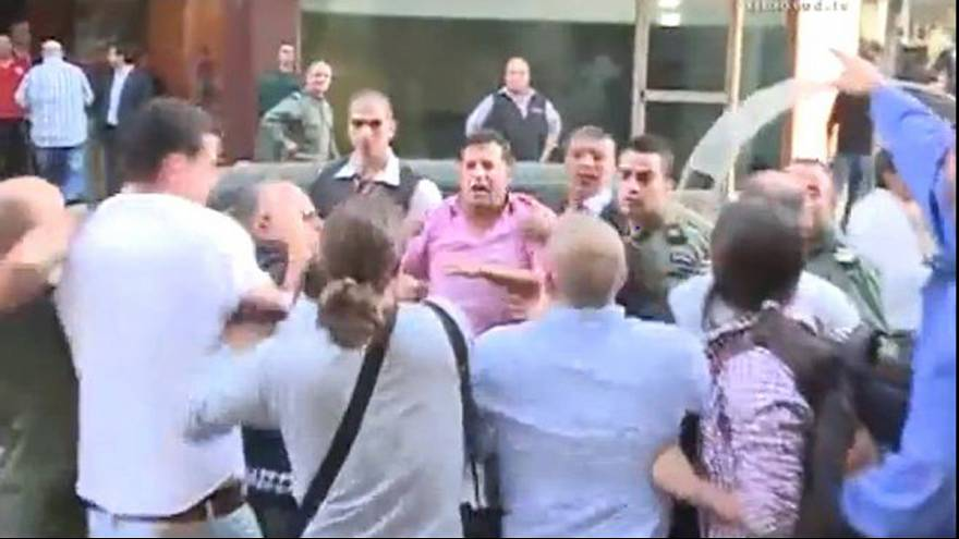 Újságírókat tartóztattak le Libanonban