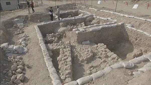 İsrail'de 10 bin yıllık şehir bulundu