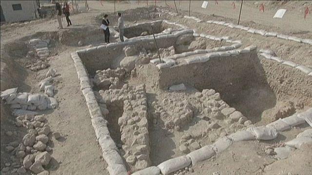 Egy tízezer éves település nyomaira bukkantak Izraelben