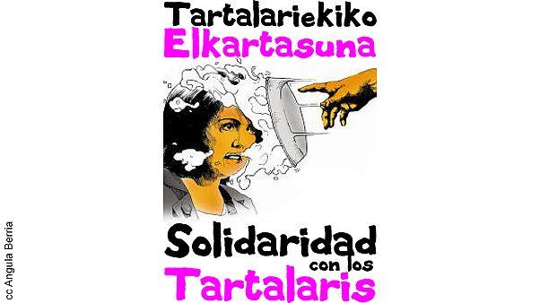 España: dos años de cárcel para uno de los acusados del tartazo a Yolanda Barcina