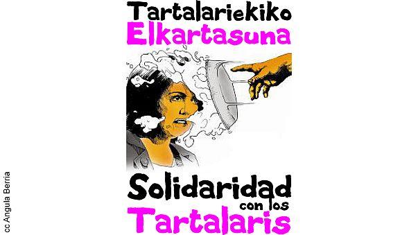 Espanha: Dois anos de prisão para agressores da Presidente da região de Navarra