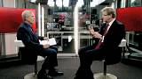 EU Commissioner Füle talks to euronews after Ukraine halts Association Agreement