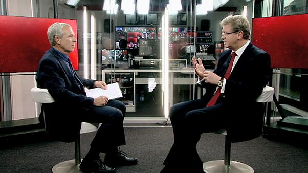 EU Commissioner Füle talks to euronews after Ukraine halts Association Agreement