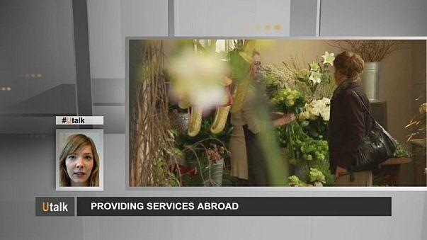 Hogyan nyújthat szolgáltatást egy másik uniós országban?