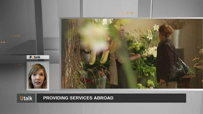 Бизнес в ЕС: услуги услугам рознь