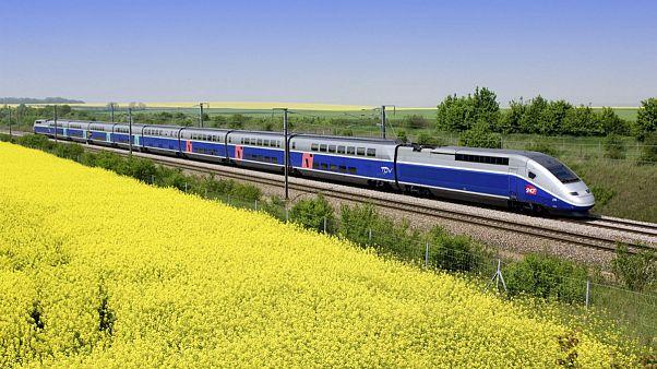 Lancement prochain d'une liaison Espagne-France en TGV
