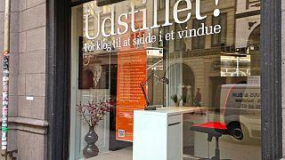Η «βιτρίνα» της ανεργίας στη Δανία