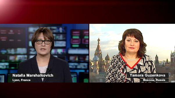 UE e Rússia em guerra pela Ucrânia