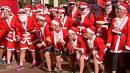 Australia: Santa Claus runs to raise funds – nocomment