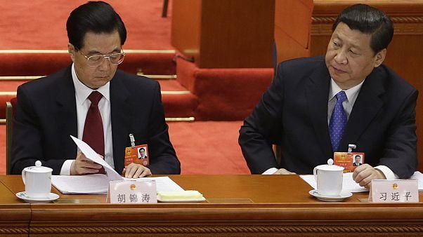 Κινεζική εκστρατεία κατά της διαφθοράς