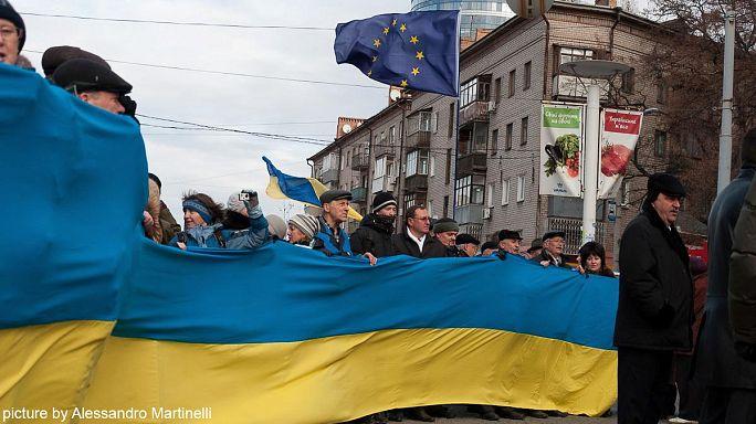 Ukraine : votre point de vue sur les manifestations