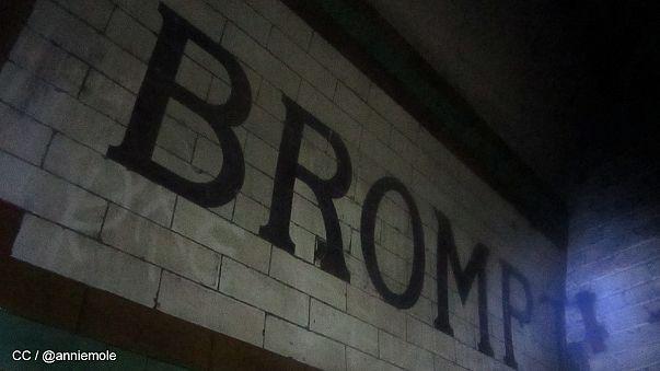 Londres : une station de métro fantôme achetée pour 60 millions d'euros