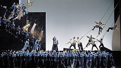 Center Stage: La Scala