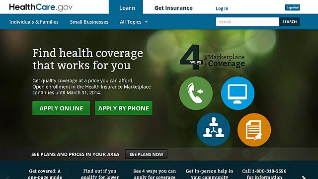 Healthcare.gov 2.0 sigh of relief for Obama administration