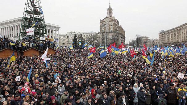 """Ucrânia: """"Um golpe de Estado está em curso"""""""
