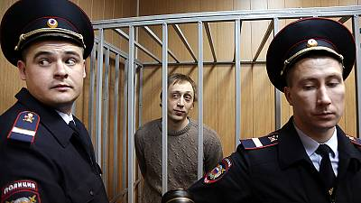 Russian dancer gets six years for Bolshoi acid attack