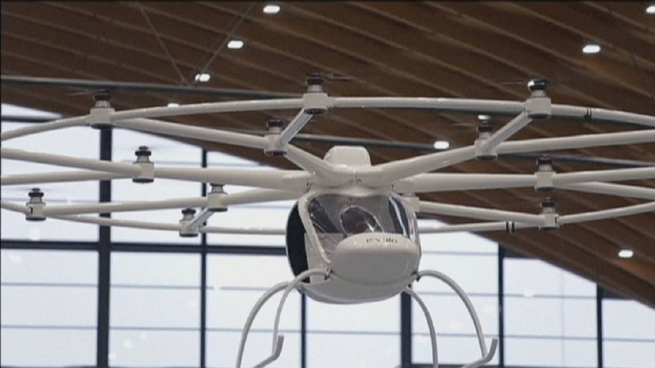 Drones to save and change lives