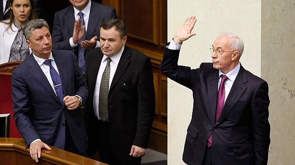 Ukraine government survives no-confidence motion