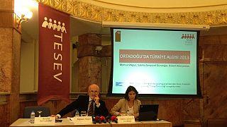 TESEV: Türkiye artık Ortadoğu'da en sevilen ülke değil