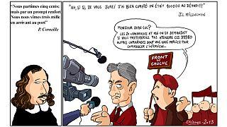 La Révolution française paraît plus grande sur le petit écran