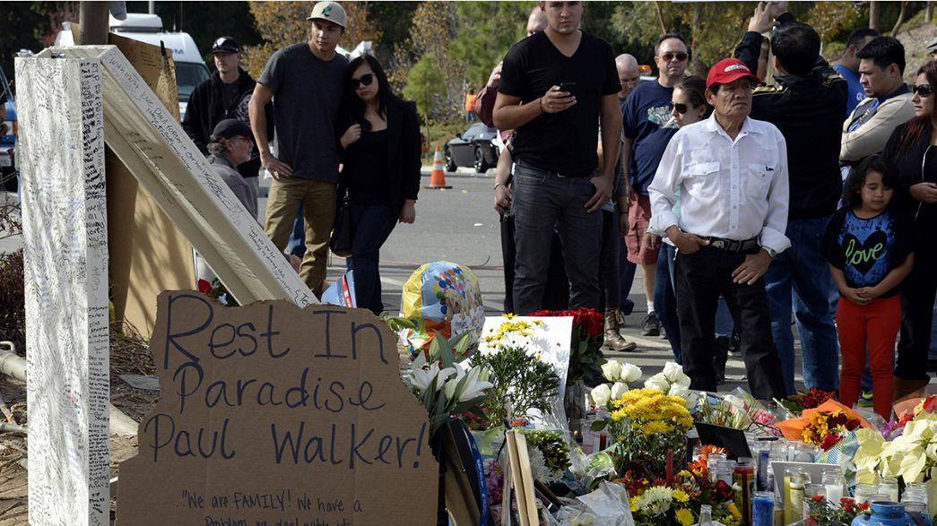 Video of Paul Walker's crash emerges