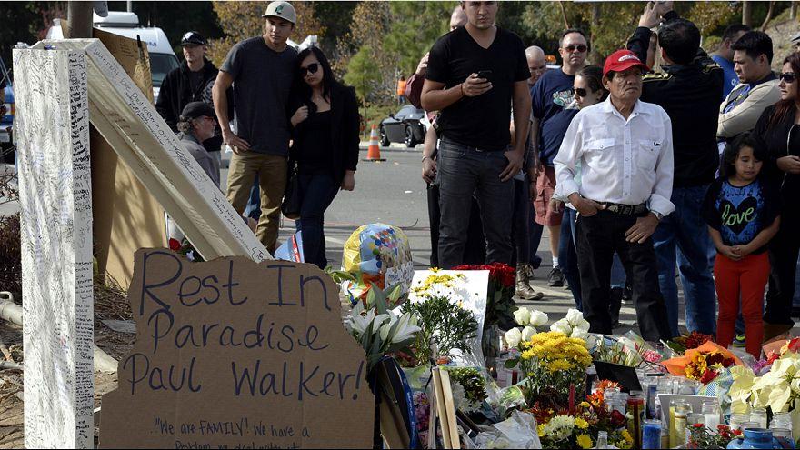 Video von Paul Walkers tödlichem Crash