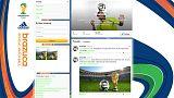 Brazuca, le ballon de la Coupe du monde révélé sur son compte Twitter
