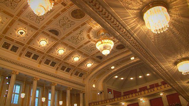 Ünnepel a Konzerthaus