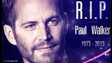 Commerce morbide autour de la disparition de Paul Walker