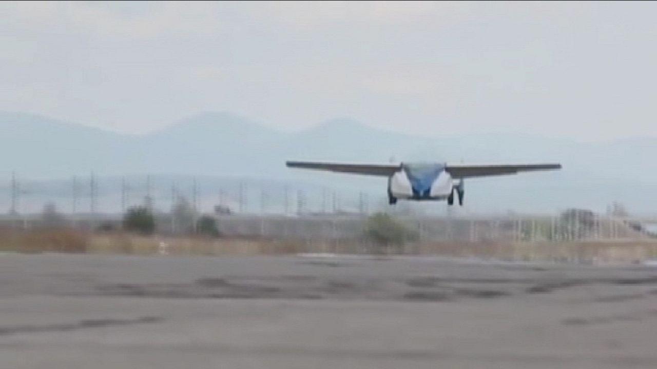 السيارة الطائرة حلم بات قرب التحقيق