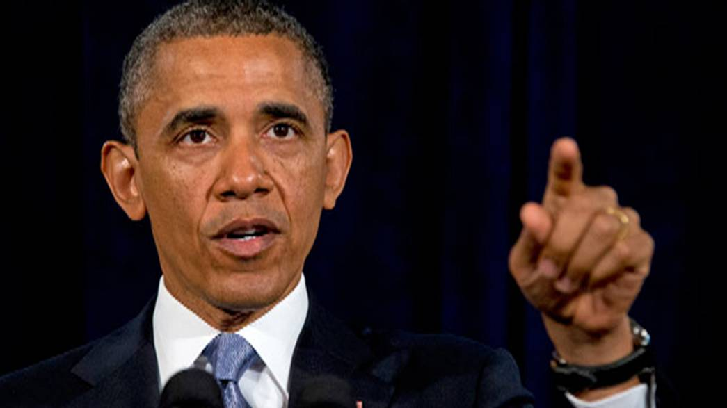 "Obama: Growing income inequality threat to ""American dream"""