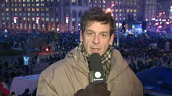 Euronews correspondent in Ukraine gives view on crisis
