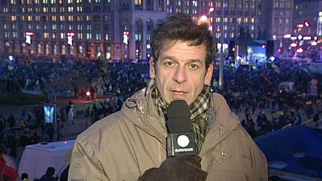 Euronews correspondent in Ukraine gives view on crisis