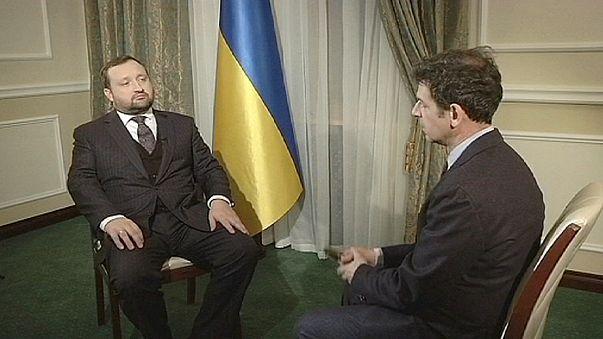 """Vicepremier Arbuzov su euronews: """"Facciamo solo i nostri interessi"""""""