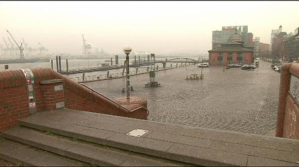 Northern Germany braces itself for hurricane Xaver