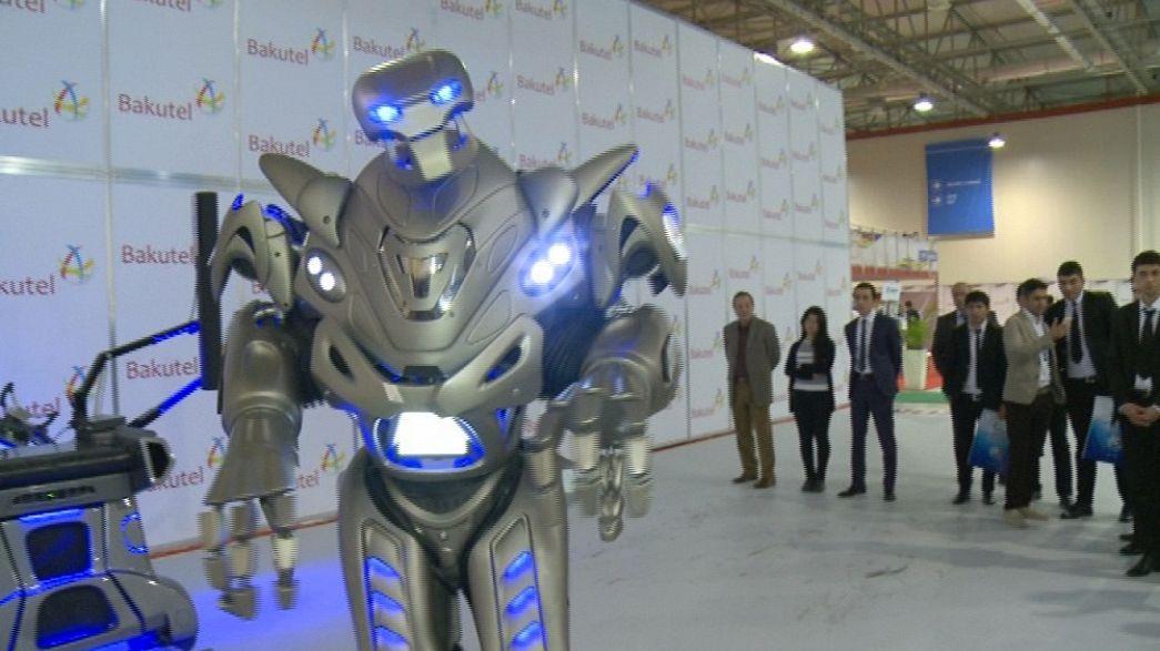 Az ICT-világ legújabb okosságai Bakuban