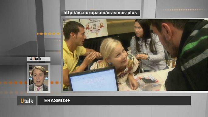 Erasmus+ yabancı öğrencilere daha fazla hak sağlıyacak
