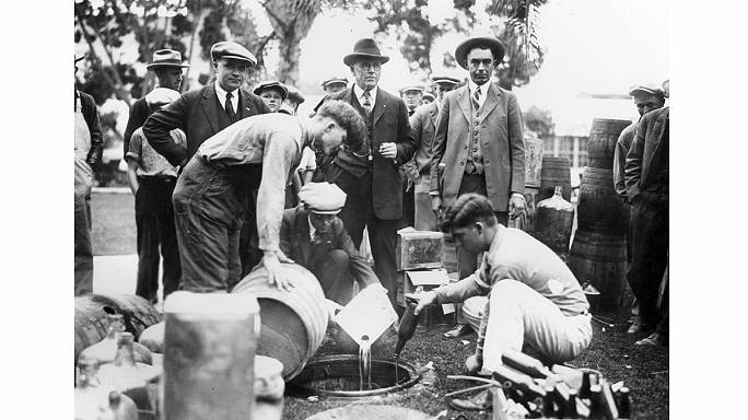 Cheers! US toasts 80th anniversary of Prohibition repeal