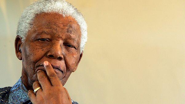 """Νέλσον Μαντέλα: """"Πηγή έμπνευσης"""" για την ανθρωπότητα"""