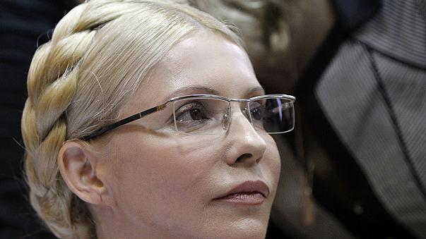 Ukraine opposition leader Tymoshenko ends prison hunger strike