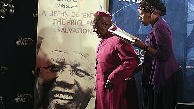 Desmond Tutu and F.W. de Klerk join tributes to Mandela