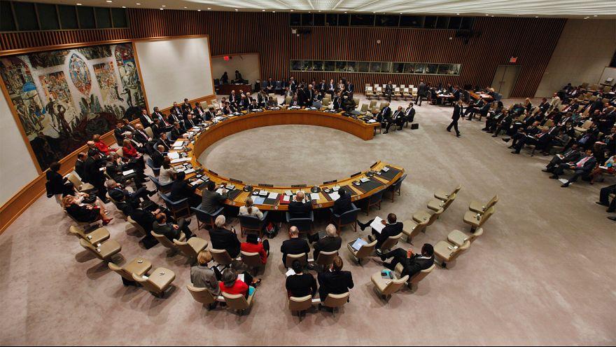 Jordan elected to take Saudi seat on U.N. Security Council
