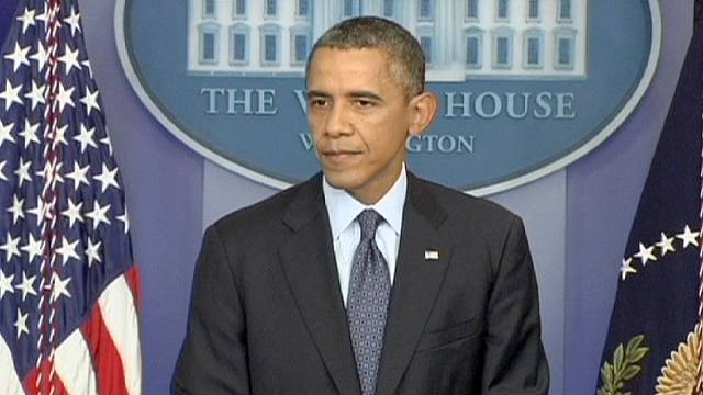 Obama to go to S. Africa next week for Mandela memorial events