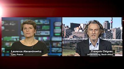 François Chignac : L'Afrique du Sud s'interroge sur l'après-Mandela