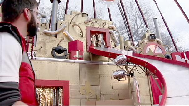 Hungary's Santa Factory brings cheer to poor children