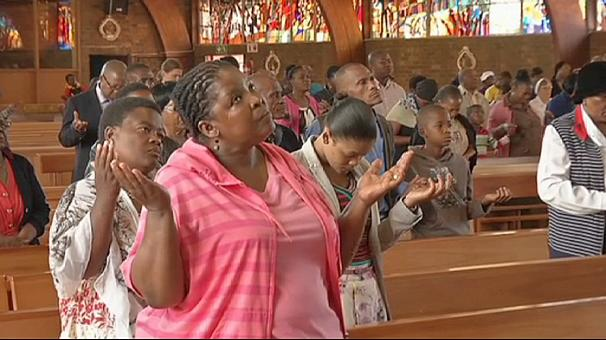 South Africa remembers Mandela in Day of Prayer